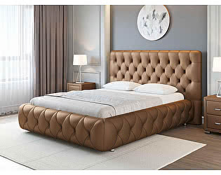 Купить кровать Орма-мебель Castello (ткань бентлей)