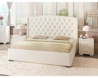 Купить кровать Орма-мебель Dario Slim Lite (экокожа цвета люкс)