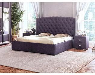 Купить кровать Орма-мебель Dario Slim (экокожа)