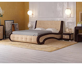 Купить кровать Орма-мебель Leonardo с подъемным механизмом (ткань)
