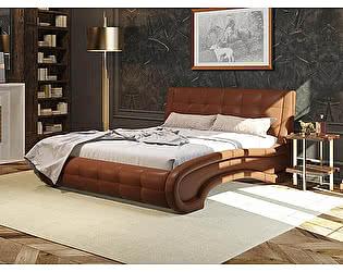 Купить кровать Орма-мебель Leonardo (экокожа)
