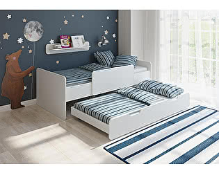 Купить кровать Легенда 14.2 белый