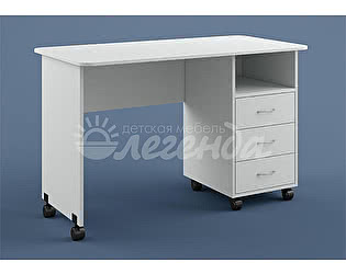 Купить стол Легенда Л-03 белый