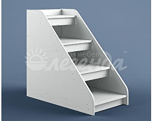 Купить лестницу Легенда угловая ЛУ-02 (кровати Легенда 23)