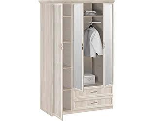Купить шкаф Боровичи-мебель Классика 1320 с зеркалом, арт. 7.016
