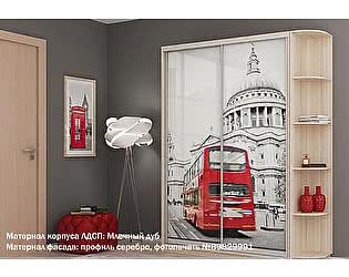 Купить шкаф Santan Оптима №2 (фотопечать)
