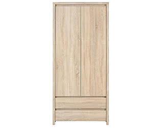 Купить шкаф BRW Каспиан SZF 2D2S