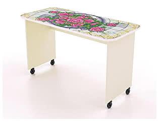 Купить стол Фанки Кидз Замок принцессы ФБ-СТ5 выкатной