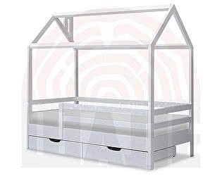 Купить кровать ВМК-Шале домик Ненси