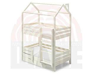 Купить кровать ВМК-Шале домик Твинкл