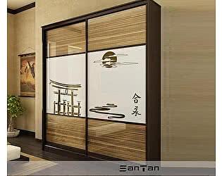 Купить шкаф Santan Кардинал (Дуплекс Калибо + Конишуа-2)