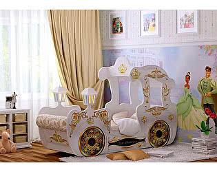 Купить кровать Red River карета 90х170