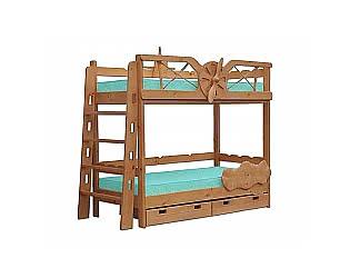 Двухъярусные кровати Велес-Арт