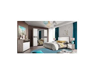 Спальня КМК Кристал
