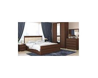 Спальня Domani Ливорно (орех донской)