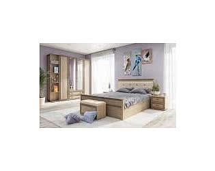 Спальня Domani Ливорно (дуб сонома)
