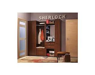 Прихожая Глазов Sherlock (орех шоколад)