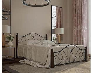 Купить кровать Rollmatratze Селена-1, черная