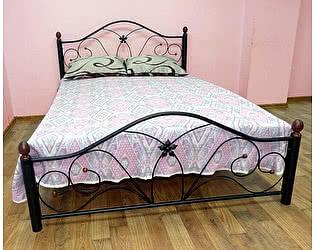 Купить кровать Rollmatratze Селена-2, черная