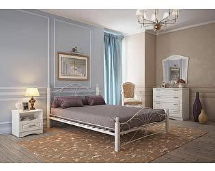 Купить кровать Rollmatratze Фортуна-1, белая