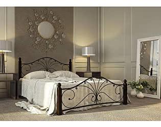 Купить кровать Rollmatratze Фортуна-1, черная