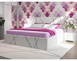 Купить кровать Орма-мебель Roza (цвета люкс)