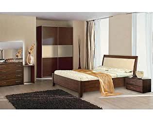 Купить кровать Диамант-М Руно-5 (эмаль/кракле)