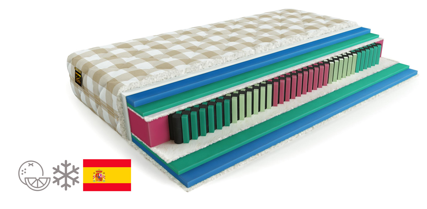 Mr.Mattress Fulwell XL 90х200