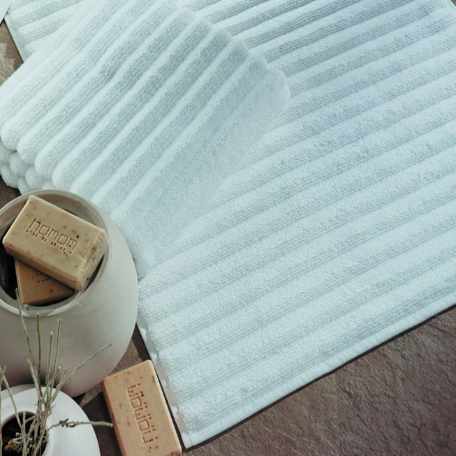 Коврик Hamam Stripe, 50х80 см