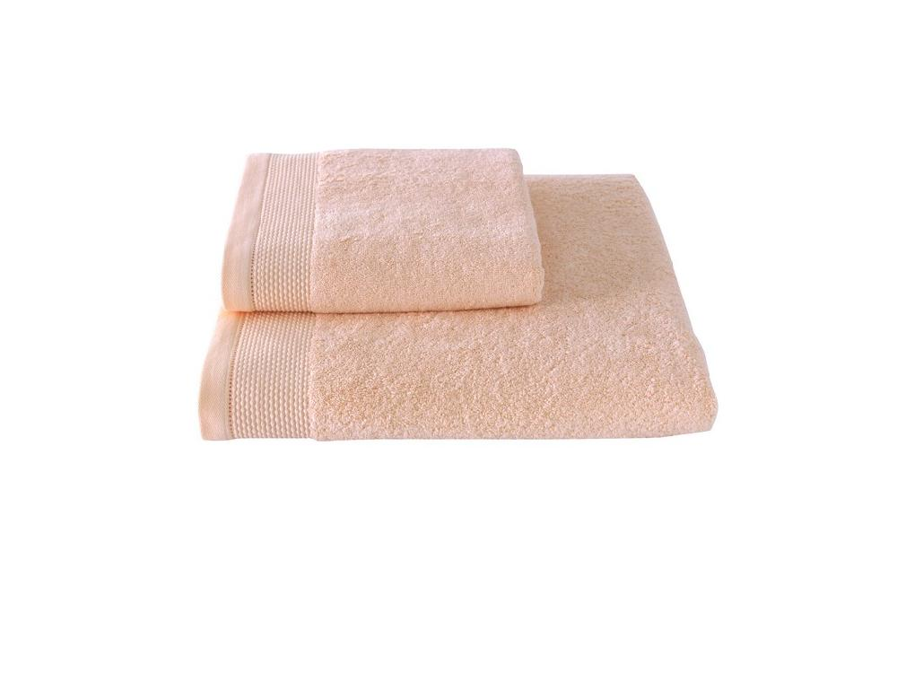 Полотенце SoftCotton Bambu 50х100 см, персиковый